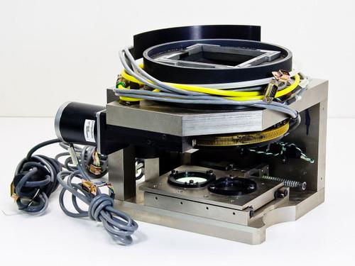 Heidenhain / Compumotor  D-83301 / S57-83-MO  X-Theta Rotational Slide
