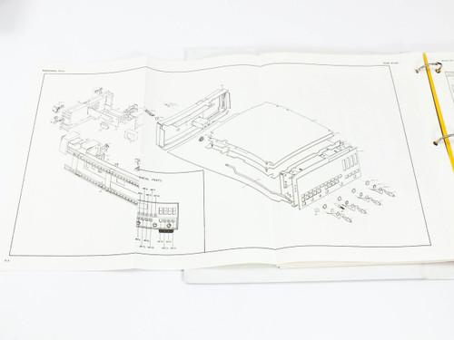 HP 8112A Pulse Generator 50 MHz Operating & Service Manual