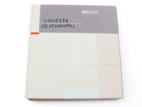 HP 5334B  Universal Counter Service Manual