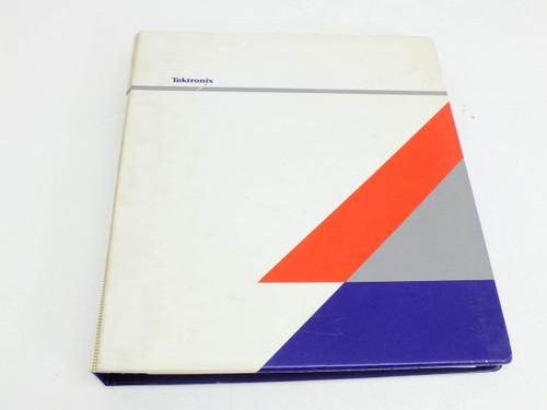 Tektronix TDS544A  User Manual