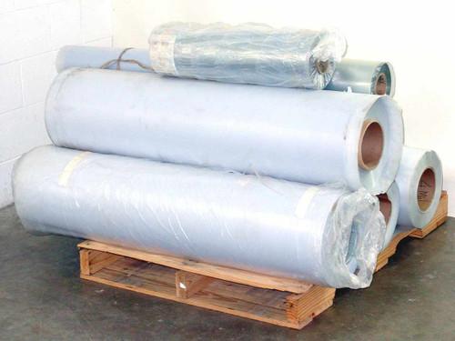 Klockner Pentaplast R04-320  Various PVC Plastic Laminate Rolls