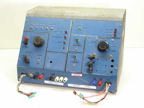 Electronic Test Variac / Powerstat Controlled TFX-5297