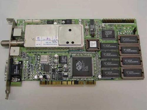 ATI All-in-Wonder II/II& 2 MB PCI NTSC/NA (109-38600-00)