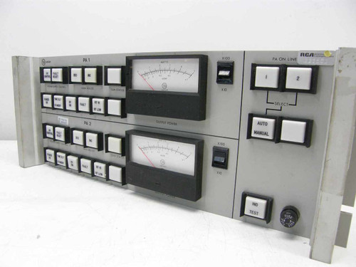 Varian Remote Control Unit for Satellite Station VTW6767D8