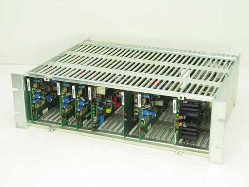 "Wegener Communications Mainframe - 19"" Rackmount 3U - Satcom/RF (1601-54 REV A)"