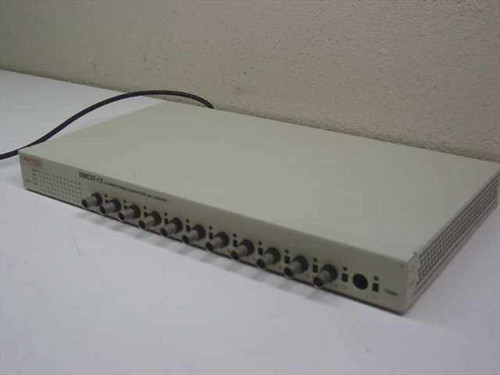 Cabletron Systems EMC37-12 Ethernet Media Converter with LanView 12 Port