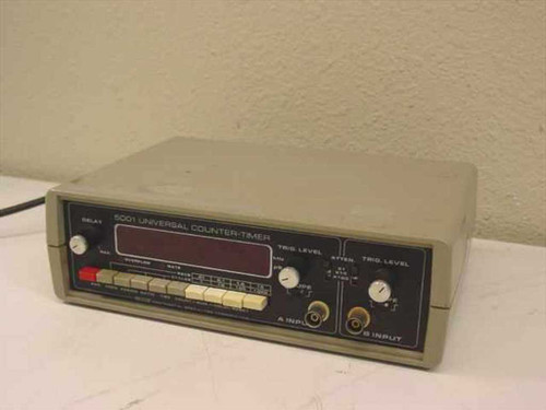 Continental Specialties Corporation 5001 Universal Counter-Timer As Is (parts on