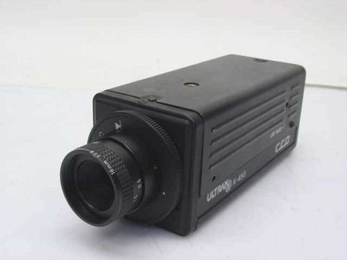Ultrak K-450  B/W CCD TV Camera - PARTS