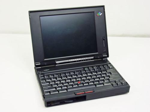 IBM 2625-3E9  365X Thinkpad Pentium 120MHz Laptop for Parts