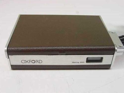Oxford Vintage Cassette Recording Device Medilog 9000