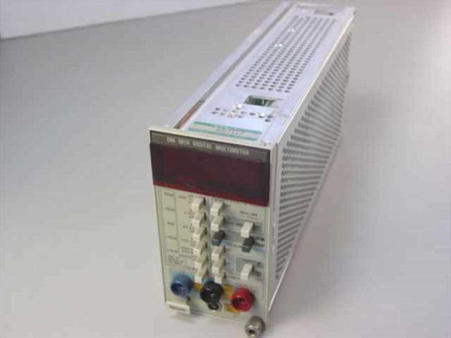 Tektronix DM 501A Digital Multimeter Plug-In -AS-IS / FOR PARTS