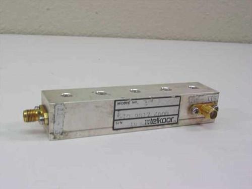 Telkoor 910-9817-4000  RF Microwave Filter - AS IS