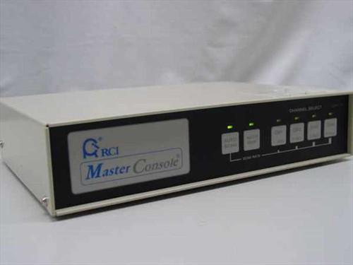 RCI Master Console 4 Port MC4E