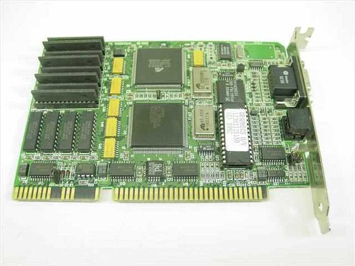 ATI 1090011541  16-BIT ISA Video Card 1021111543