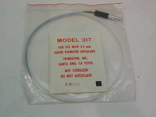 Trimedyne, Inc. Fiber-optic cable for use with 2.5mm Outer Diamete 317