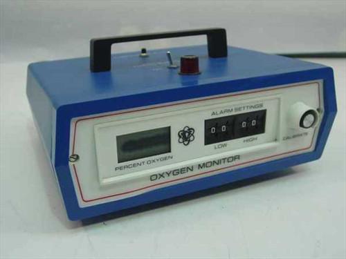 Ventronics 5528  Digital Oxygen Monitor without Model 5510 Sensor