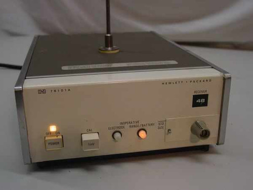 Hewlett Packard Telemetry System Receiver 80240A