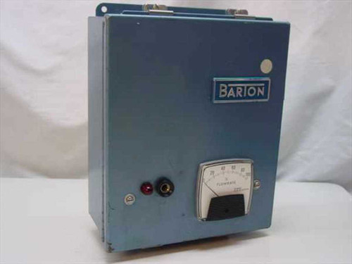 ITT- Barton 981-1  Flow Rate Controller Housing
