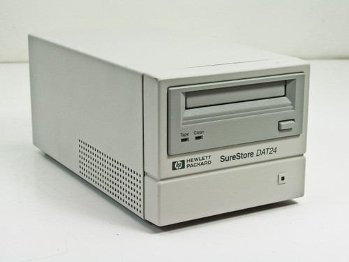 HP C1556-60023  SureStore Dat 24 SCSI External Tape Drive