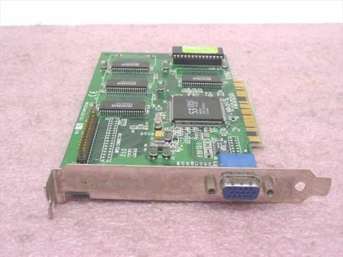 Diamond Stealth 3D 2000 PCI Video Card S3 Virge 23030220-105