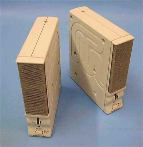 Panasonic Powered Multimedia Speakers - No AC Adapter or cab EAB401P