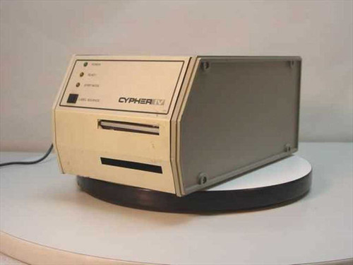 DH Print Cypher IV / Aedex Thermal Label printer As Is 546