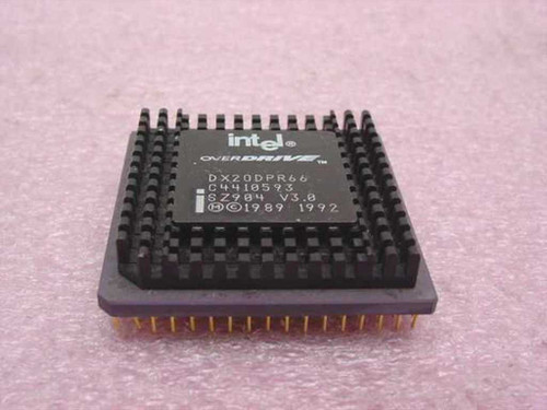 Intel SZ935  486 Overdrive Processor - DX20DPR466