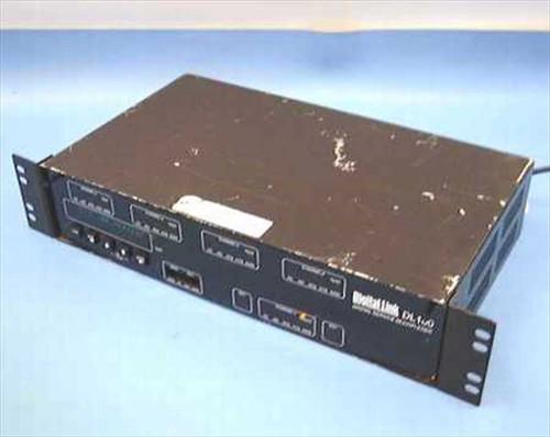 Digital Link DL100  Digital Link DL100 Encore T1 Data Multiplexer