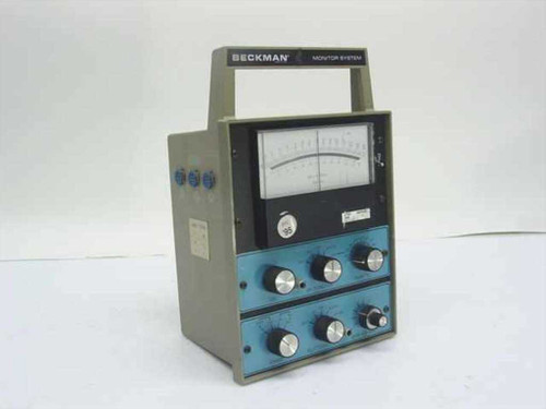 Beckman pH Meter Portable pH & O2 Meter. No probe. 123303