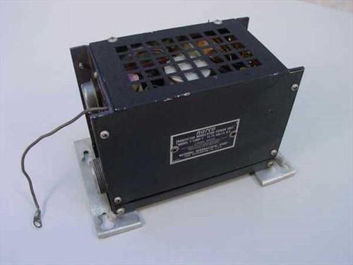 NARCO Transistor Modulator-Power Unit (National Aeronautical) VINTAGE (T-12MP-7)