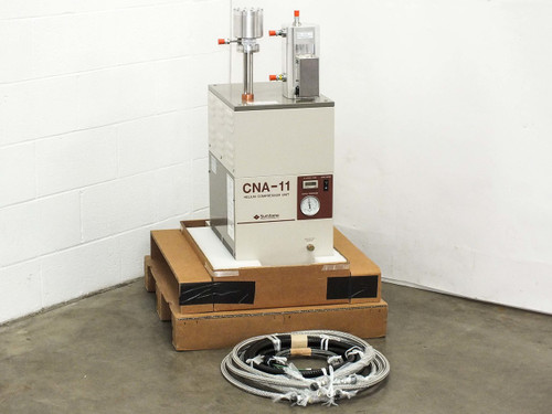 Sumitomo CNA-11B  Helium Cryocompressor with RP-1512A Cold Head Cryocooler Accessories