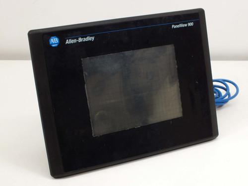 Allen Bradley 2711-T9C8  100-240 VAC 110 VA PanelView900 Touch-Screen Controller