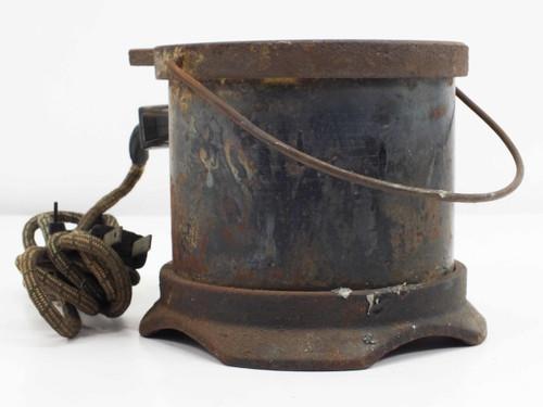 "Drake Electric Works 200  Solder Pot with 2.25"" inner diameter"