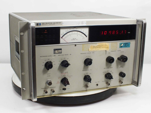 HP 312B  Selective Voltmeter Rack-Mount 6U