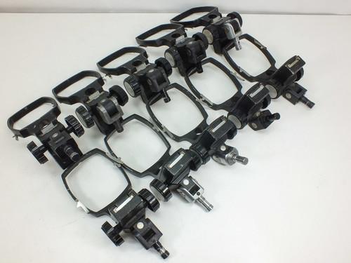 "Lot of  10  Microscope Focus Blocks Bausch & Lomb POD Style 50mm (2"") Travel"