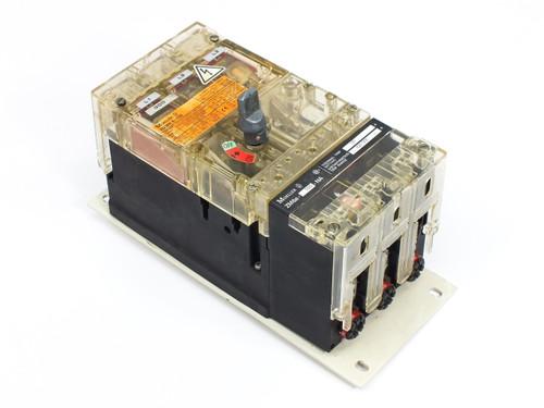 Moeller NZMH 6-100 Manual Circuit Breaker with ZM6a-100-NA