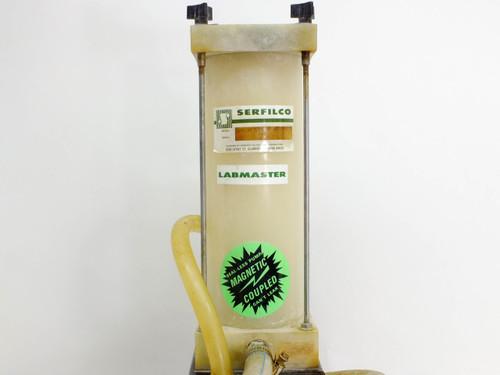 Serfilco  LPPL 10  Magnetic Coupled Pneumatic Diaphragm Water Pump