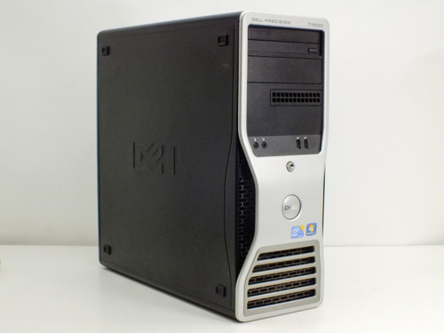 Dell Precision T3500  Intel Xeon 2.4GHz, 4GB Ram, 250GB HDD Computer