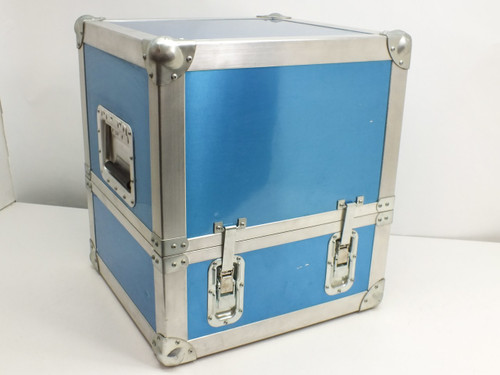 Nielsen Case Corp. Custom 2 piece  Shipping Road Camera Case