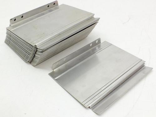 Lista D150-09  Lot of 30 Aluminum Cabinet Drawer Dividers