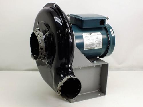 "Cincinnati Fan SPB906T3  Centrifugal Blower Fan 4"" Port 1/3 HP 3450 RPM"