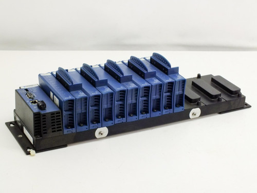 National Instruments cFP-1808  8 Slot Ethernet/Serial Interface with Modules