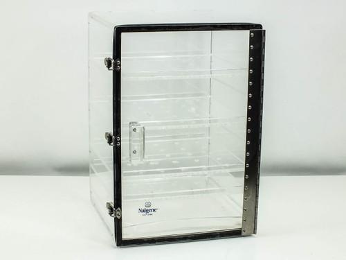 "Nalgene 5317-0180  Desiccator Acrylic Dry Box 12.5"" Wide x 18"" Tall x 14"" Deep"