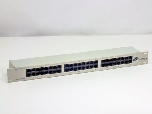 Quintum Technologies Inc 501-1171-00  48 port patch panel