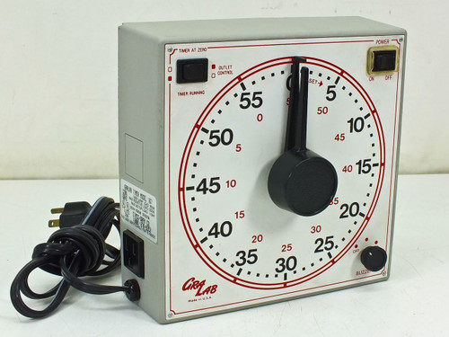 Dimco-Gray Gralab 167  Universal Switching Timer with Buzzer