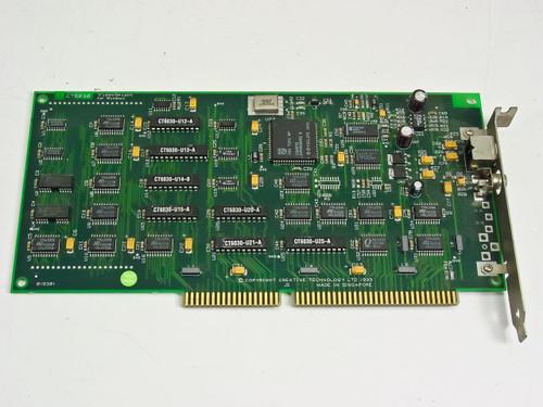Creative Technology  CT6030   16 Bit ISA Video Spigot 019301