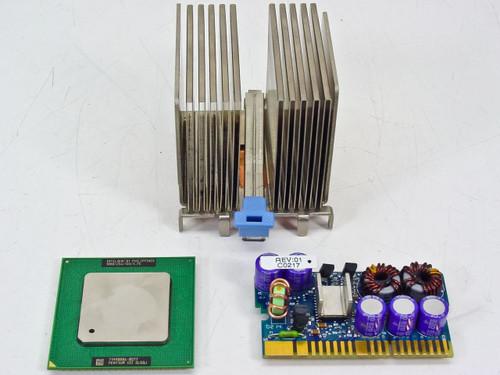 Intel SL5QJ  Pentium III 1.0GHz CPU w/ Heatsink and VRM for PowerEdge 2550