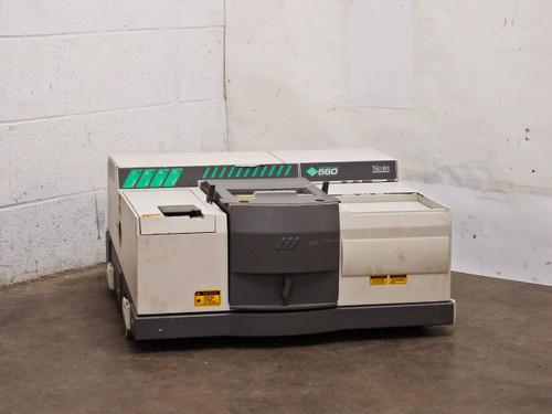 Nicolet 560  Magna-IR Spectrometer