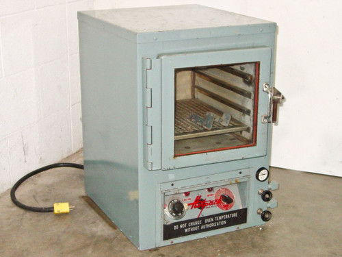 The Electric Hotpack Co Model 733  Electric Vacuum Oven 0.81CF