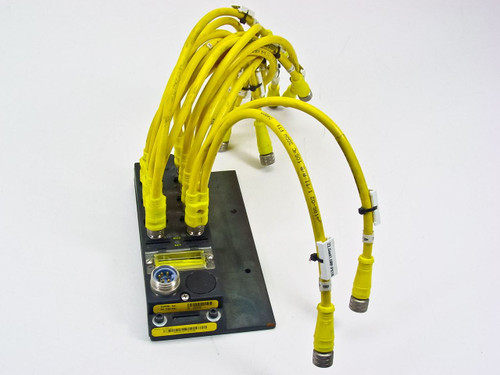 Turck FDNL-S1600-W  Interlink 16 IN BUS Stop Station DeviceNet